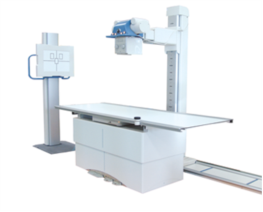Floor Mounted Digital Radiography